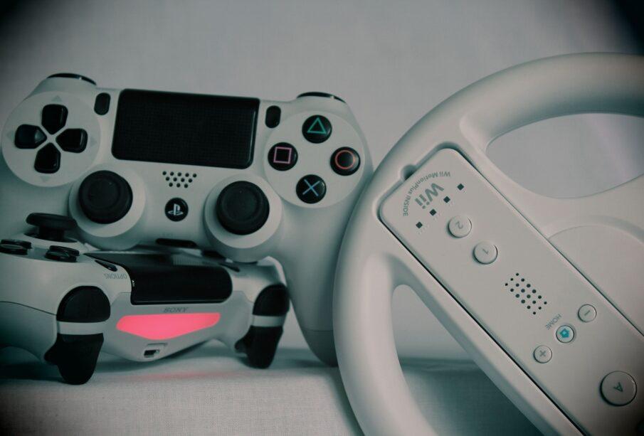 Gaming Games Gamepad Ps4 Playstation Console
