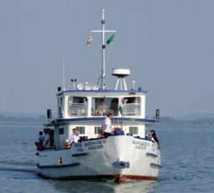 Ship Lake Travel Cruise Transport Lake Balaton